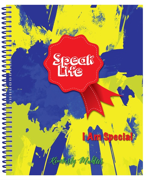 shop Speak Life Badges - I Am Special book cover