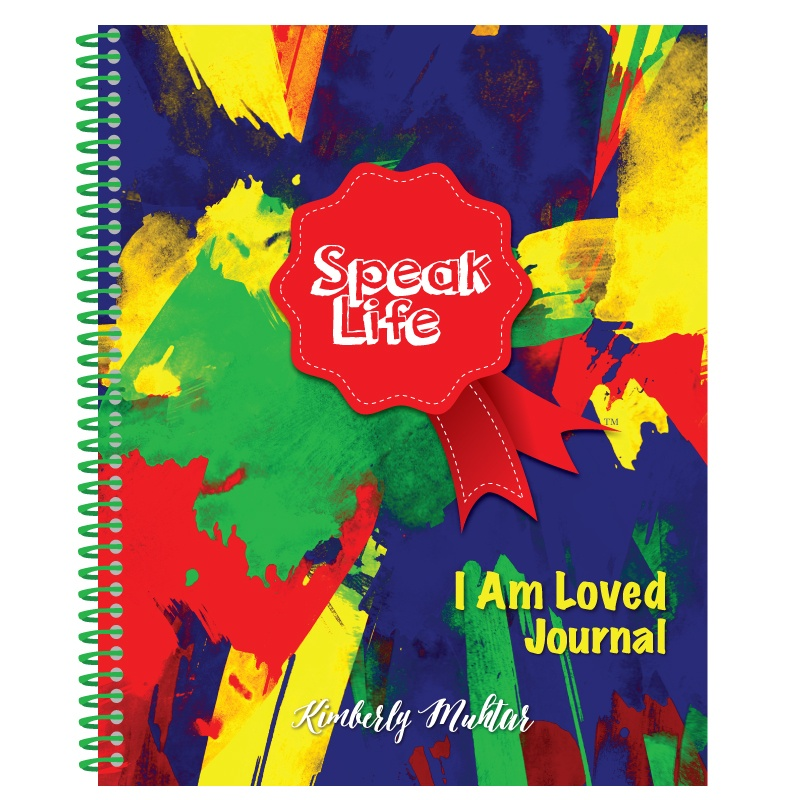 I am Loved Kids Activity Journal