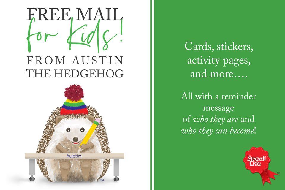 Austins Kids Club Free Mail