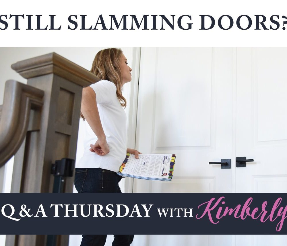 still slamming doors
